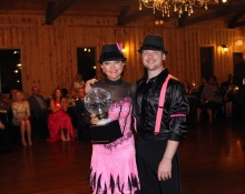 2017 Edmond's Dancing with the Stars Winners