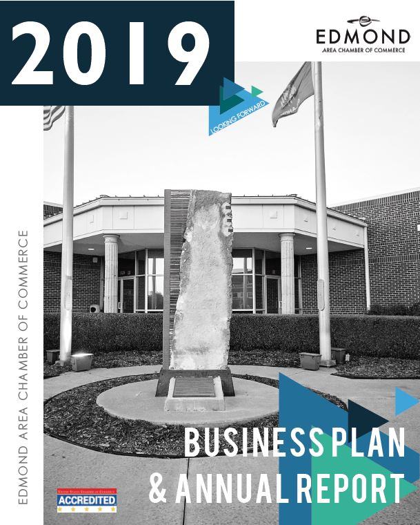 Business Plan & Annual Report, Edmond Chamber Publication