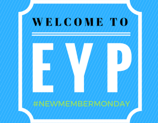 New Member Monday: Welcome John Stine