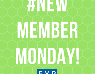 New Member Monday: Welcome Michael Hart, Abigail Marr, Braden Merritt & Joshua Toney
