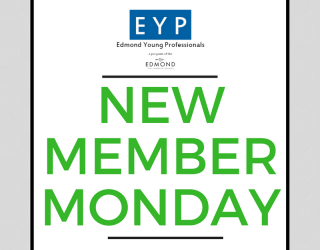 New Member Monday: Welcome Jessica Butler, Kelly Guinn, Madison Wedel and Chris Zakrzewicz