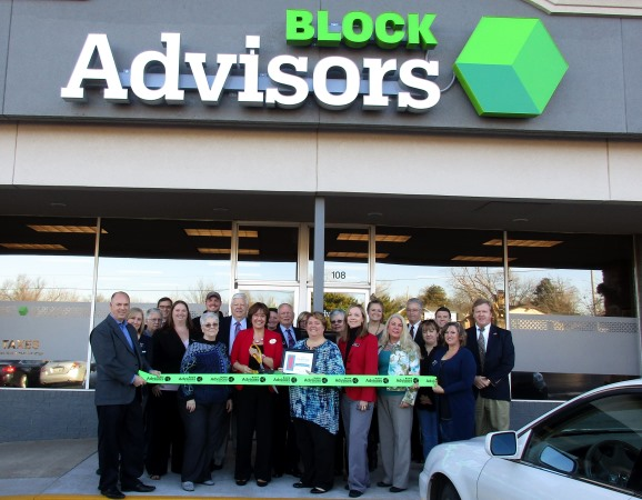 Block Advisors - Edmond