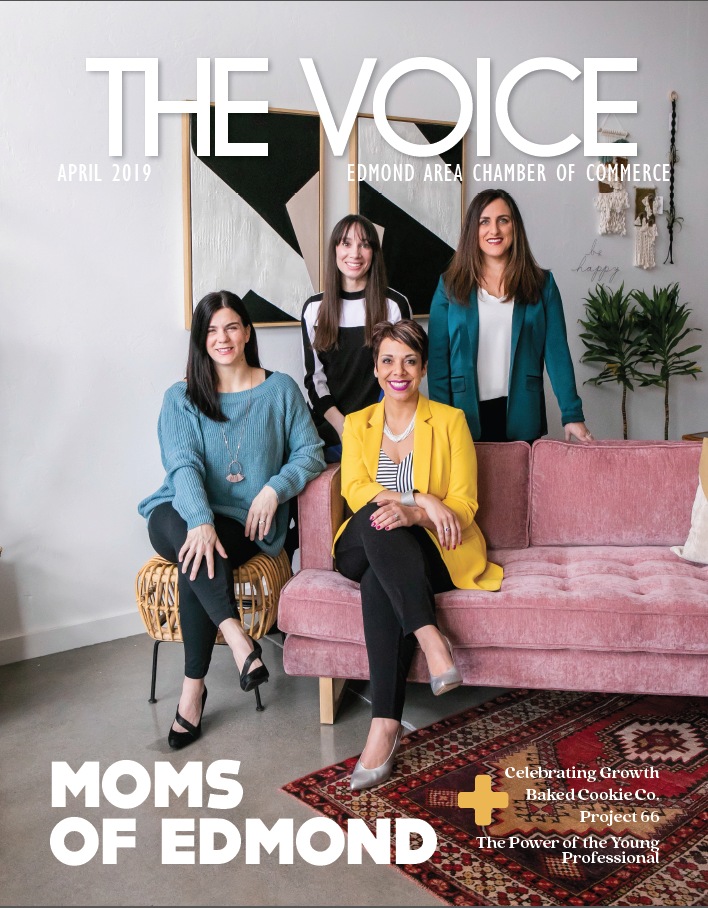 The Voice, Edmond Chamber Publication