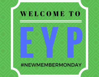 New Member Monday: Welcome Caleb Roche