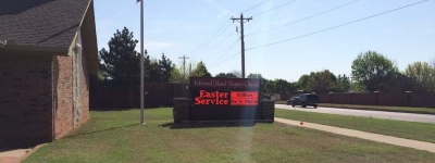 EDMOND VOTERS TO DECIDE FUTURE OF ELECTRONIC SIGNS (2015)