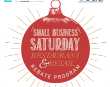 Edmond Chamber and EEDA Launch Small Business Saturday Gift Card Rebate Program