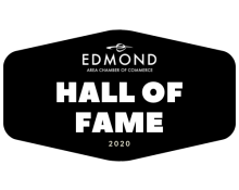 Edmond Chamber Announces Inductees into Edmond Hall of Fame