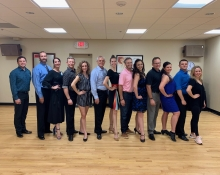 Third Annual Dancing with the Stars