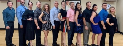 EDMOND DANCING WITH THE STARS TO SUPPORT EDMOND CHAMBER (2019)
